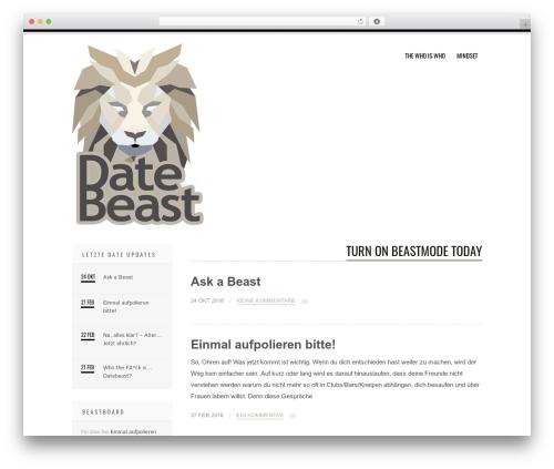 Free WordPress Conversation Viewer – Display Chat Bubbles plugin - datebeast.com