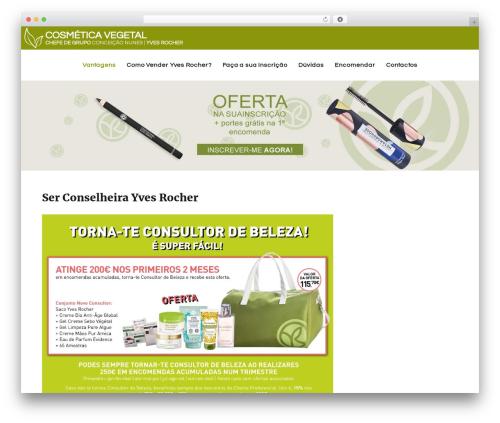 WordPress cff-masonry plugin - cosmetica-vegetal.com