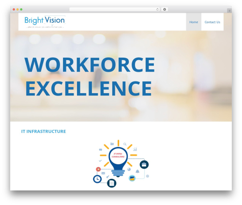Primer theme WordPress free - bright-vision-team.com