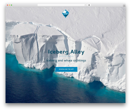 Sydney WordPress template free download - icebergalleyapp.com