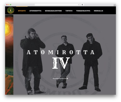 WordPress cff-masonry plugin - atomirotta.com