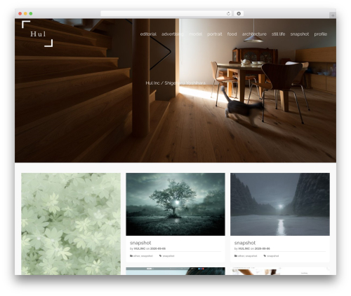 Pinnacle WordPress theme free download - hul-inc.com