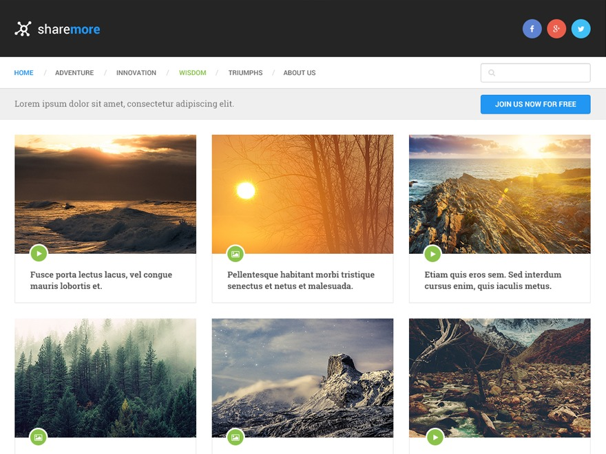 Ad-Sense by MyThemeShop WordPress blog template