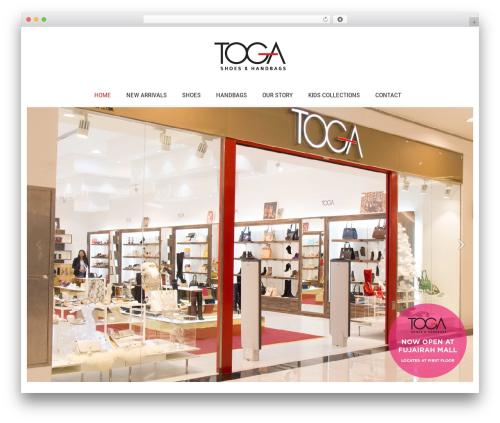 WordPress prdctfltr plugin - togaco.com