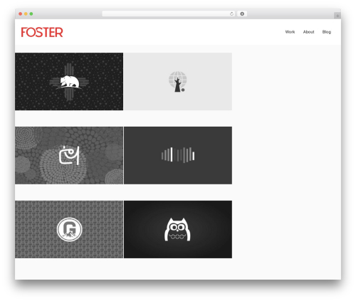 Matty WordPress theme - foster-creative.com