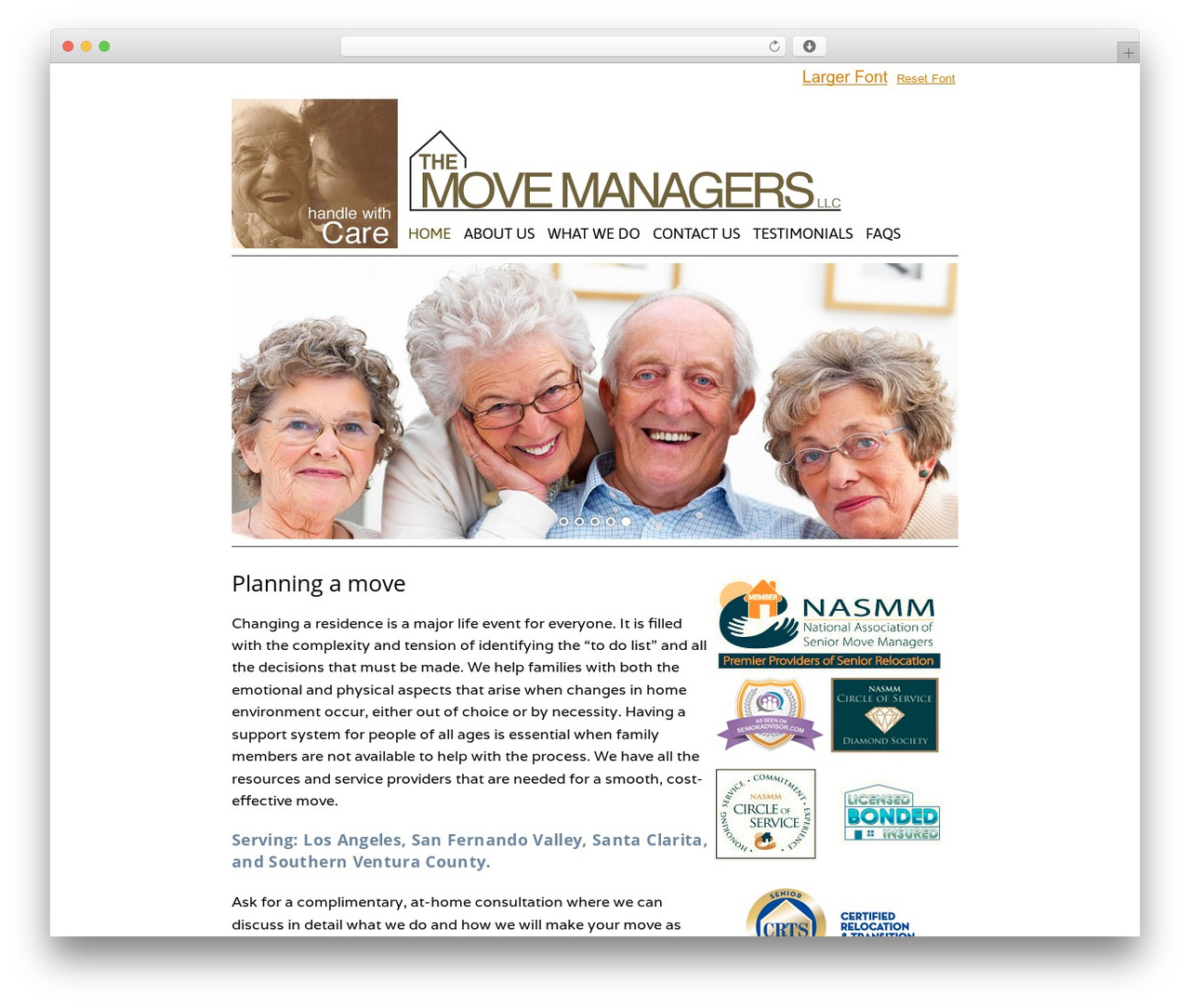 Theme WordPress theme - themovemanagers.com