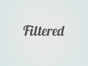 WordPress template Filtered Child
