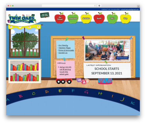 WP template IncomeUp - twinoaksschool.com