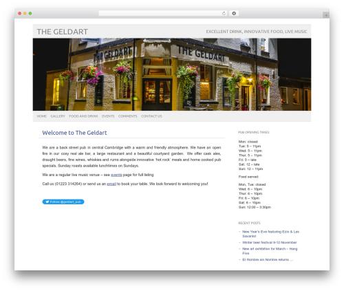 WP template picolight - the-geldart.co.uk