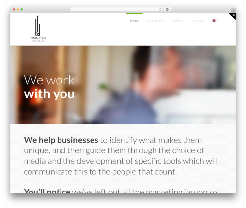 WordPress x-shortcodes plugin - twinfishdesign.com
