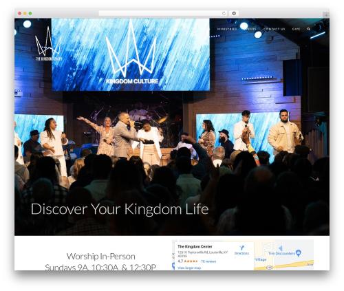 WordPress x-email-mailchimp plugin - thekingdomcenterchurch.com