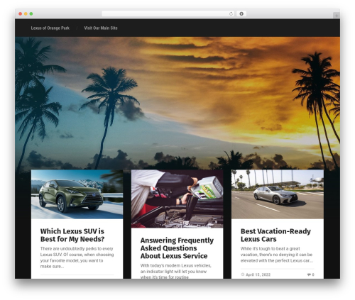 Garfunkel WordPress free download - orangeparkluxuryblog.com