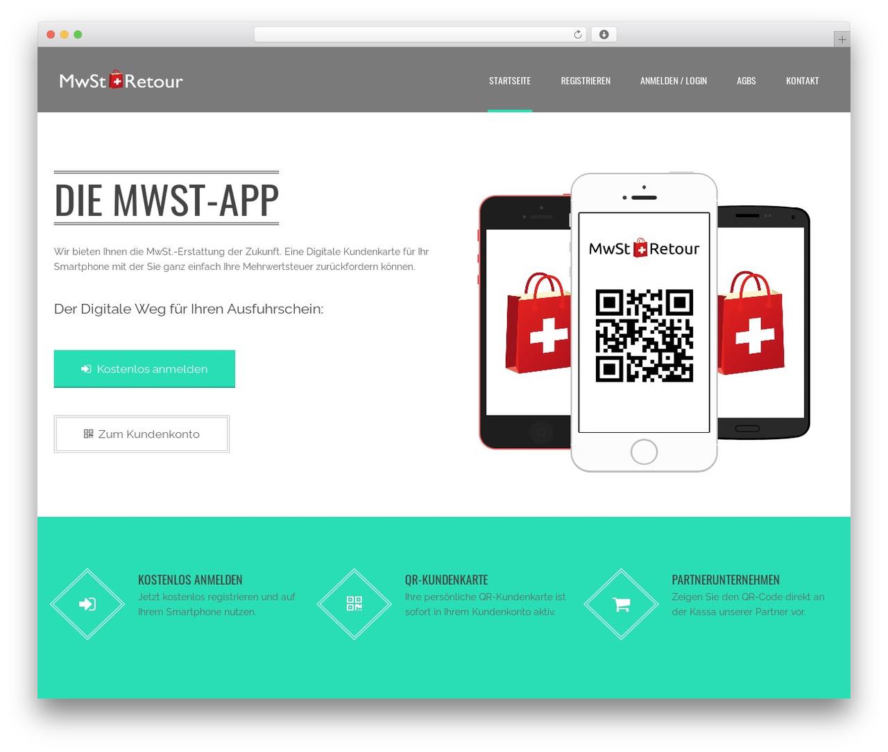 Applay top WordPress theme - mwstapp.com