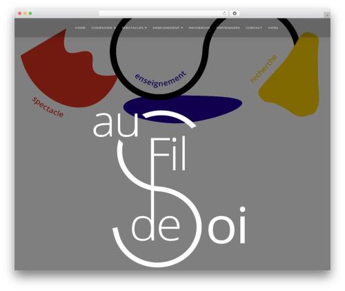 ResponsiveBoat theme WordPress free - compagnie-au-fil-de-soi.com