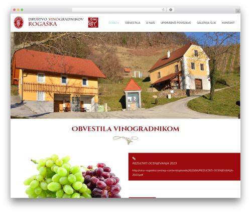 Yolia WP template - vino-rogaska.com