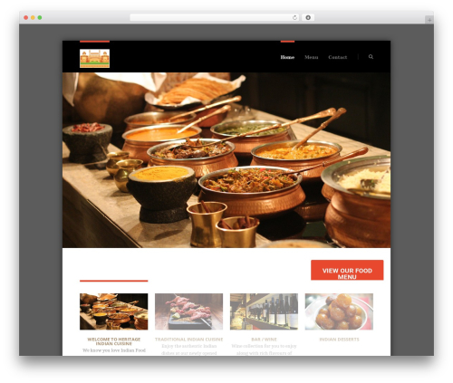 Mocaccino - The perfect theme for coffee shops WordPress store theme - heritageindian-cuisine.com