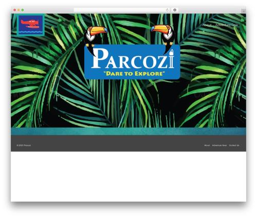 Pinnacle theme WordPress free - parcosi.com