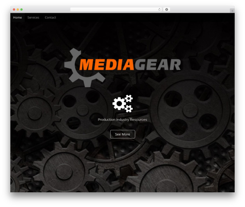 Theme WordPress Arcade Basic - mediagearinc.com
