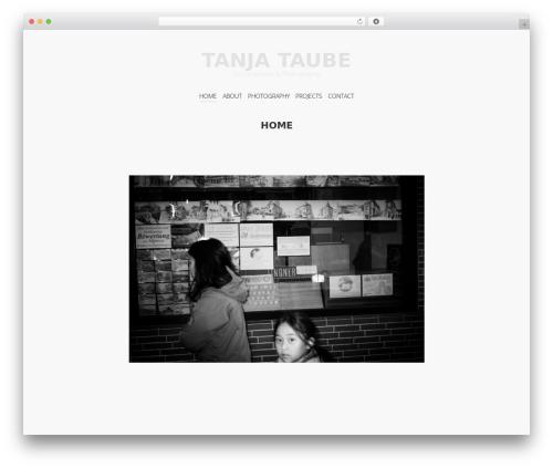 The J A Mortram wallpapers WordPress theme - tanjataube.de