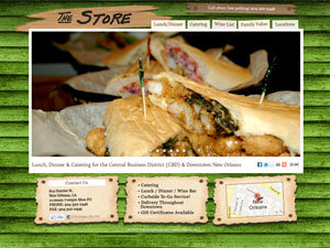 The Store WordPress ecommerce template