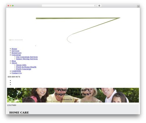Template Pixelwebsource template WordPress - ahaindeed.com