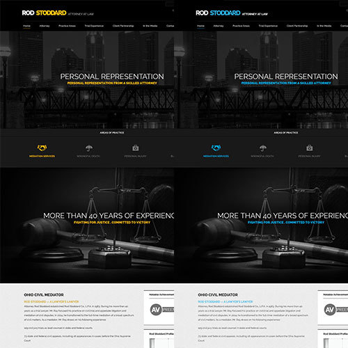 Project X v12 WordPress website template