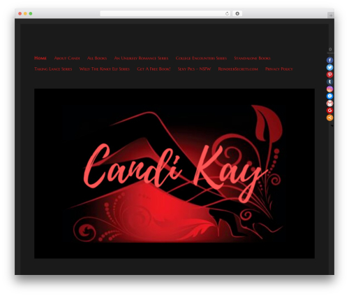 Twenty Sixteen theme free download - candikay.com