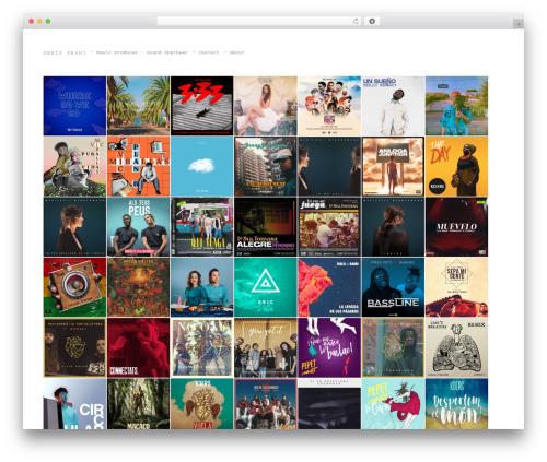 Bricks WordPress theme - genistrani.com