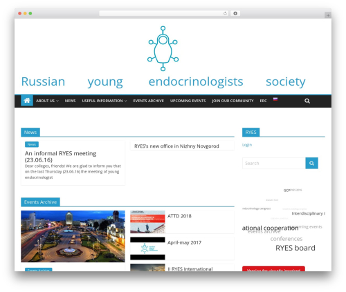 ColorMag WordPress theme free download - russianyes.com