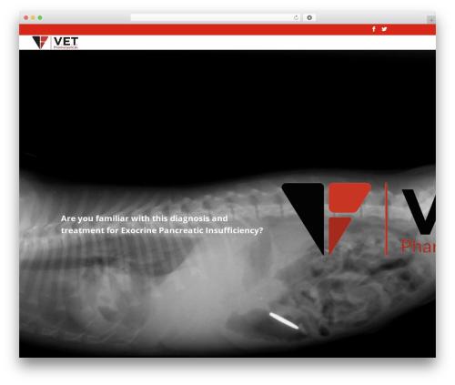 Divi WordPress theme - vetpharmasurvey.com