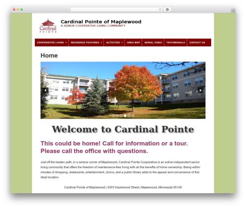 Responsive WordPress free download - cardinalpte.com