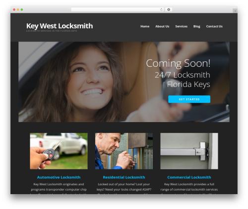 Template WordPress Ascension - keywestlocksmith.com