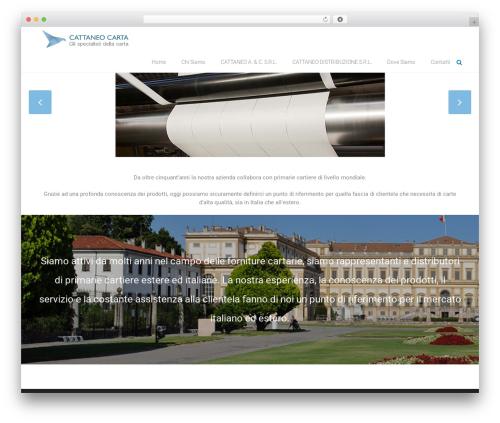 Ample Pro Child premium WordPress theme by ThemeGrill