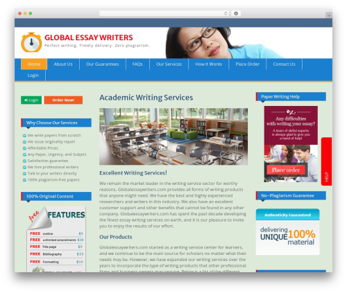 Education Hub WordPress free download - globalessaywriters.com