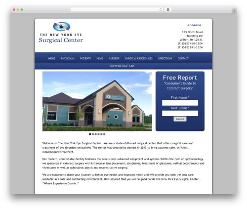 Free WordPress Sidebar Menu Widget plugin - thenewyorkeyesurgicalcenter.com