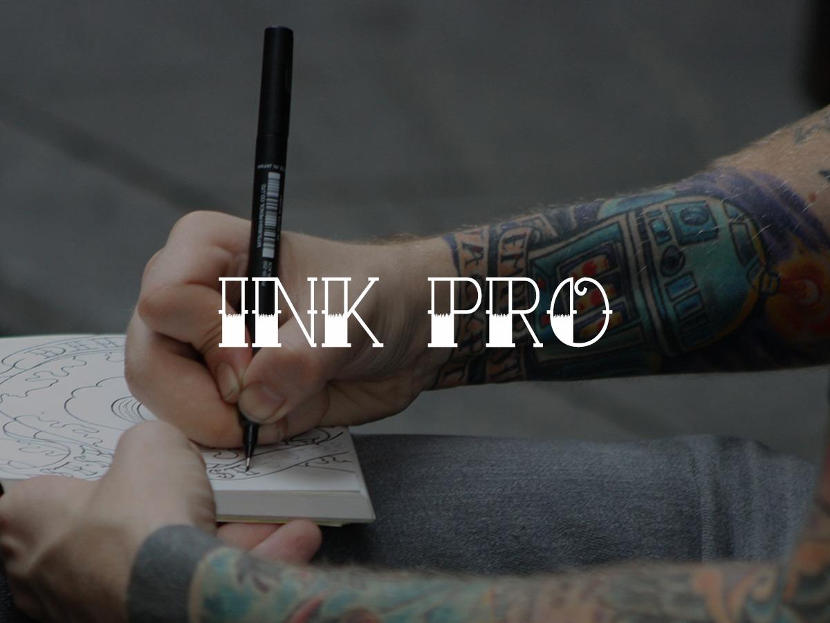 InkPro WordPress shop theme
