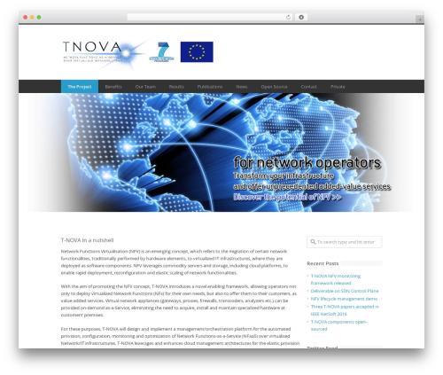 INOVADO premium WordPress theme - t-nova.eu