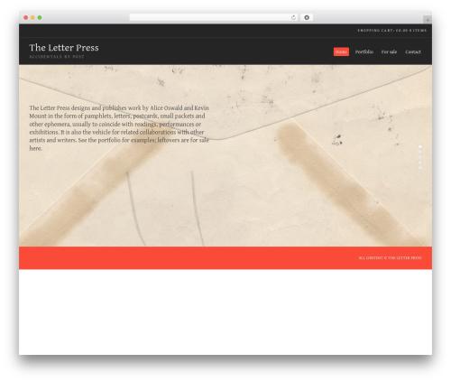 Free WordPress CSSIgniter Shortcodes plugin - theletterpress.org