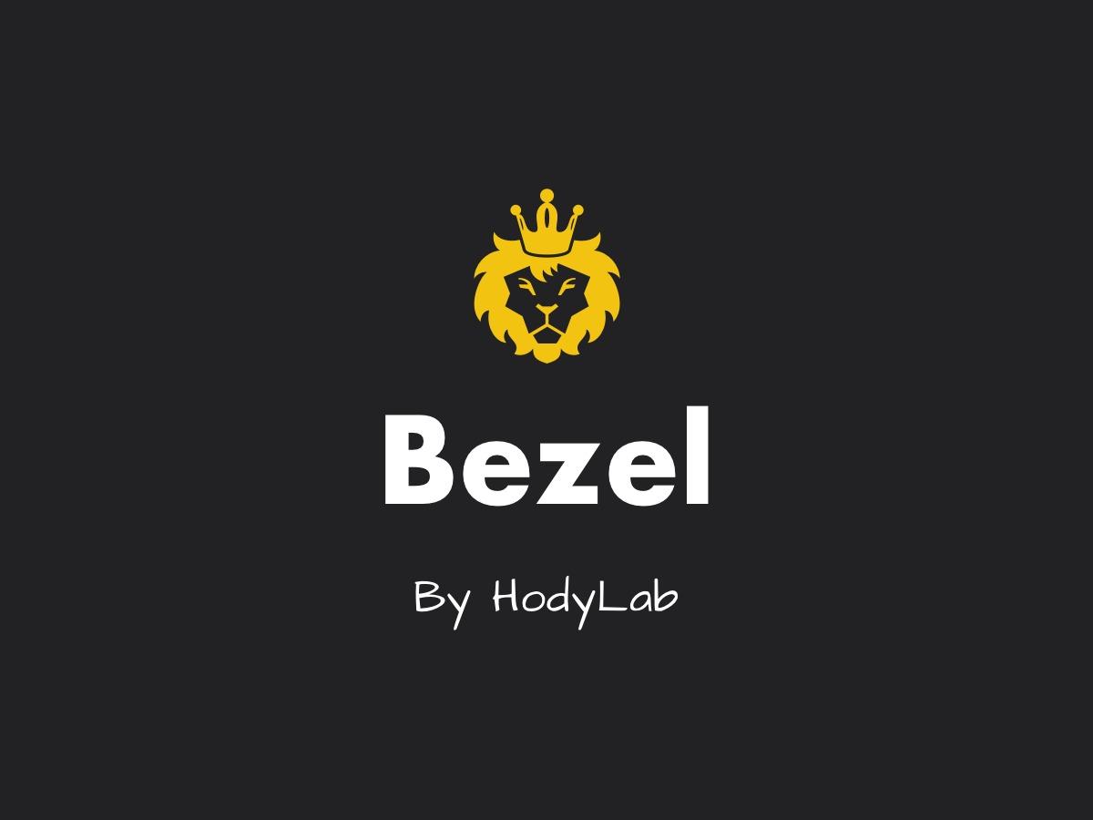 Template WordPress Bezel WP Child