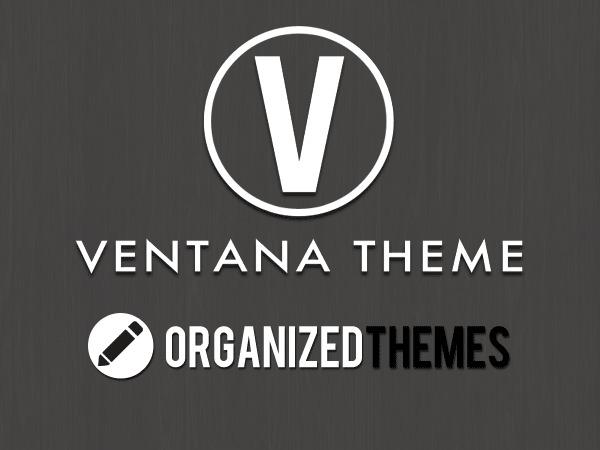 Ventana WordPress blog theme
