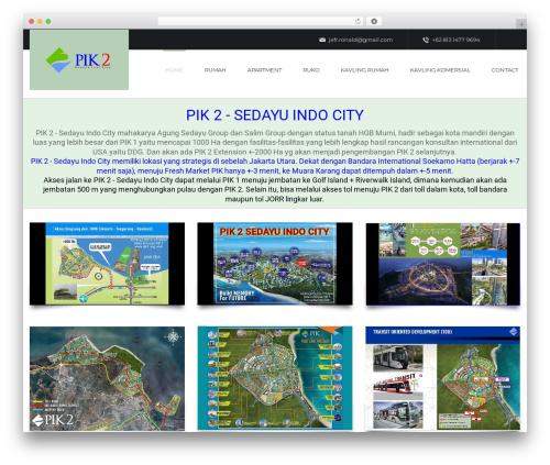 Dreamland best WordPress theme - pik2-asg.com