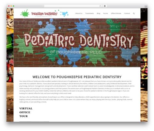 Enfold WordPress theme - poughkeepsiepd.com