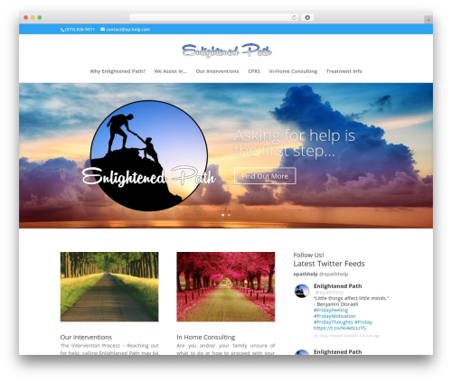 Theme WordPress Divi - ep-help.com