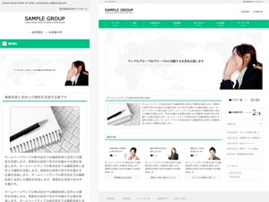 responsive_264 top WordPress theme