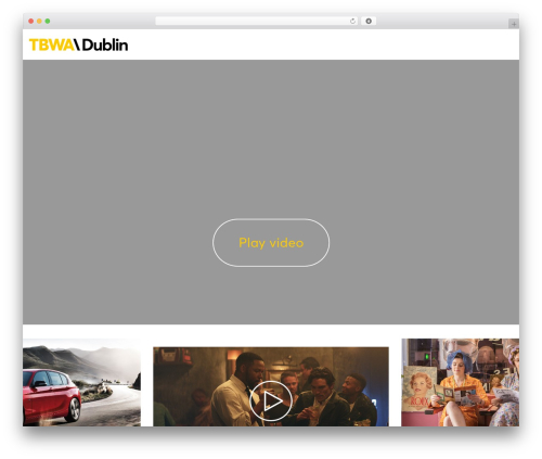 WP Omnia WordPress theme - tbwa-dublin.com