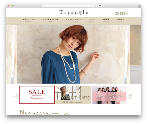 JetB_press_11 theme WordPress - tryangle-dress.com
