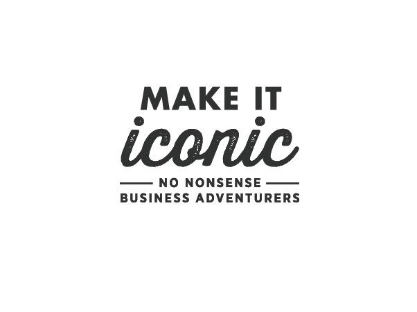 Make It Iconic WordPress theme