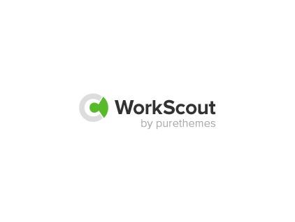 WorkScout WordPress website template