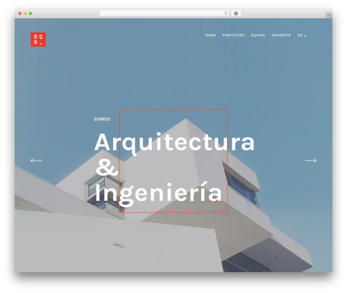 WP template Mies - bsrarquitectura.com