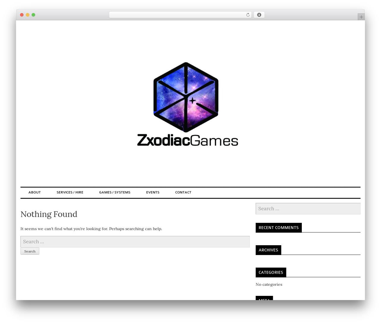 laveo free WP theme - zxodiacgames.com